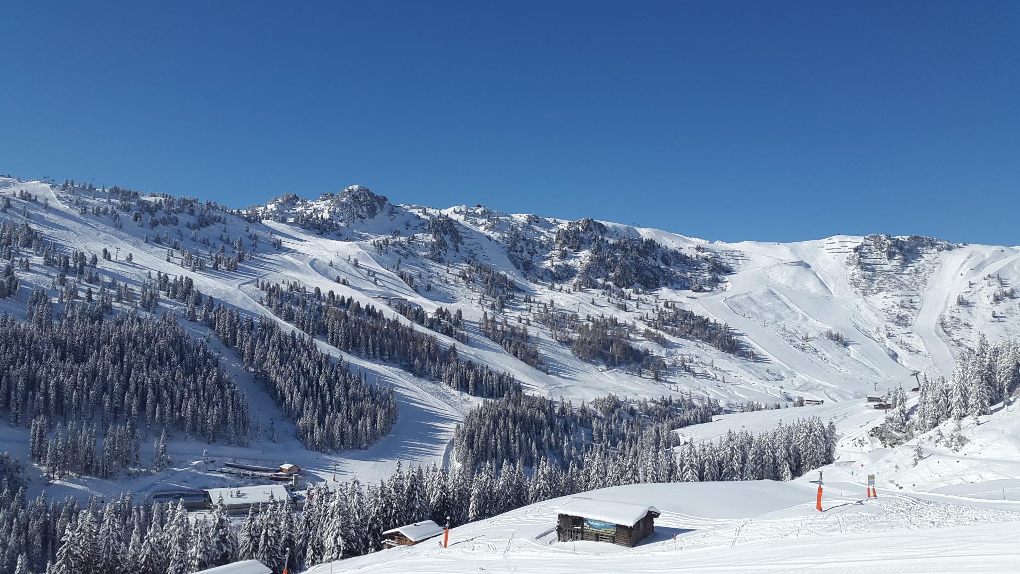 Skiarea Horberg/Penken